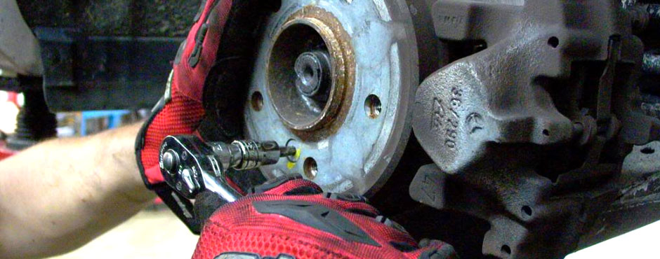 Got Squeaky Brakes? Let Us Fix the Problem!