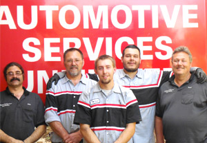 Cameron Park Auto Repair Team