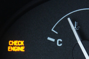 check engine light on cameron park