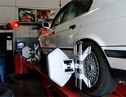 wheel alignment in cameron park ca
